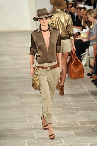 Ralph Lauren Spring 2009 Ready-to-wear Collections - 003