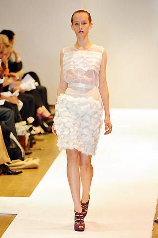 Modernist Spring 2009 Ready-to-wear Collections - 002