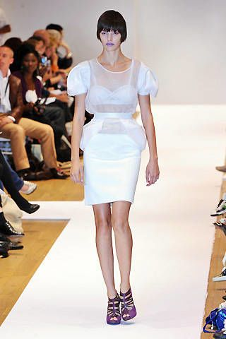 Modernist Spring 2009 Ready-to-wear Collections - 003