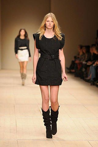 Isabel Marant Fall 2008 Ready-to-wear Collections - 003