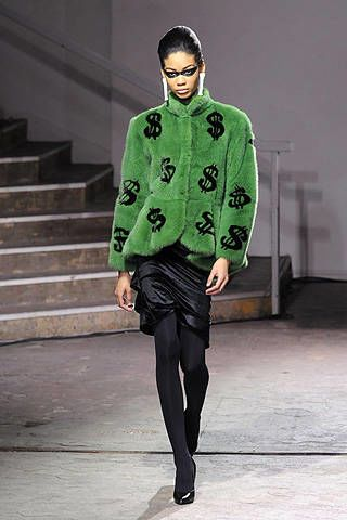 Jeremy Scott Fall 2008 Ready-to-wear Collections - 002