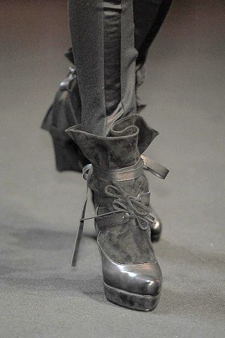 Product, Boot, Riding boot, Black, Leather, Metal, Knee-high boot, Silver, Liver, Synthetic rubber,