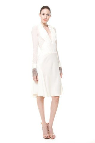 Product, Sleeve, Shoulder, Human leg, Textile, Photograph, Joint, Collar, White, Formal wear,