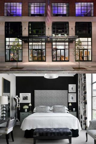 Bed, Room, Interior design, Textile, Architecture, Furniture, Bedding, Linens, Wall, Bed sheet,