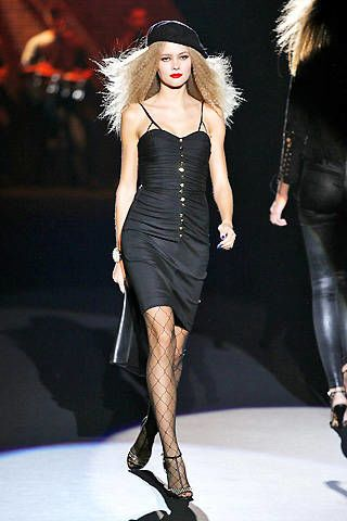 Betsey Johnson Fall 2008 Ready-to-wear Collections - 002