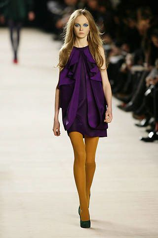 Proenza Schouler Fall 2008 Ready-to-wear Collections - 002