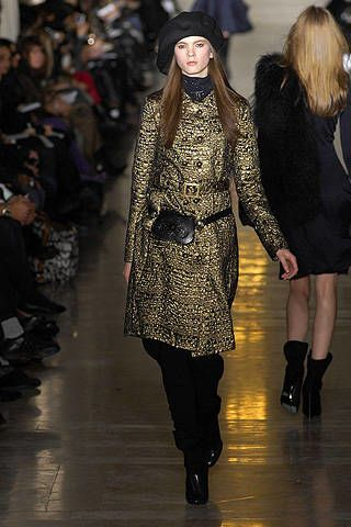 Jill Stuart Fall 2008 Ready-to-wear Collections - 003