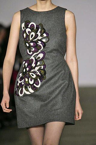 Behnaz Sarafpour Fall 2008 Ready-to-wear Detail - 002