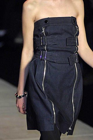 Marc by Marc Jacobs Fall 2008 Ready-to-wear Detail - 003