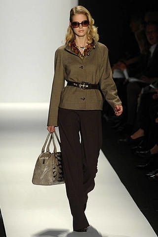 Badgley Mischka Fall 2008 Ready-to-wear Collections - 002