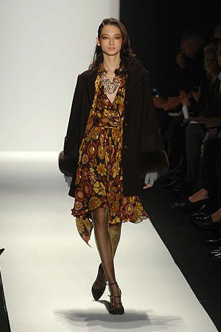 Badgley Mischka Fall 2008 Ready-to-wear Collections - 003