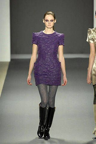 Vivienne Tam Fall 2008 Ready-to-wear Collections - 002