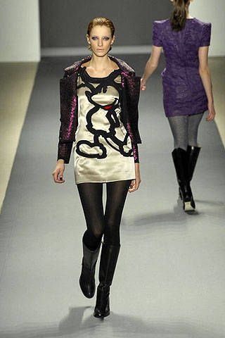 Vivienne Tam Fall 2008 Ready-to-wear Collections - 003
