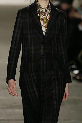 Thakoon Fall 2008 Ready&#45&#x3B;to&#45&#x3B;wear Detail &#45&#x3B; 003