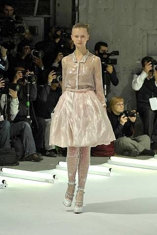 Rodarte Fall 2008 Ready-to-wear Collections - 002