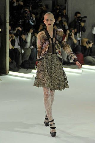 Rodarte Fall 2008 Ready-to-wear Collections - 003