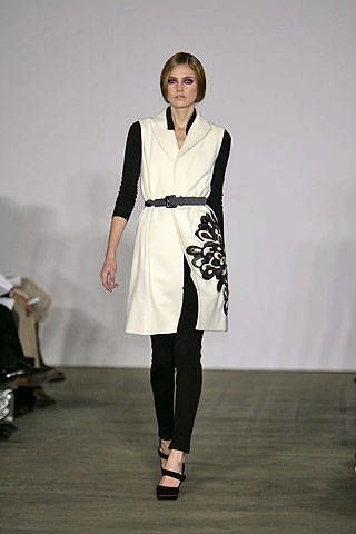 Behnaz Sarafpour Fall 2008 Ready-to-wear Collections - 002