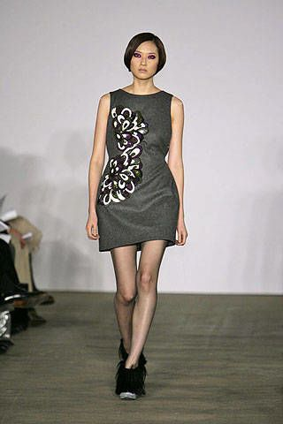 Behnaz Sarafpour Fall 2008 Ready-to-wear Collections - 003