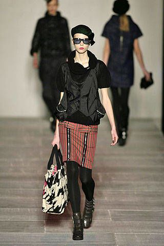 Marc by Marc Jacobs Fall 2008 Ready-to-wear Collections - 002