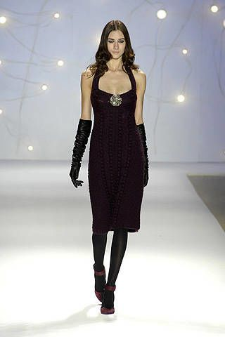 Nanette Lepore Fall 2008 Ready-to-wear Collections - 002