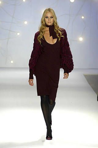 Nanette Lepore Fall 2008 Ready-to-wear Collections - 003