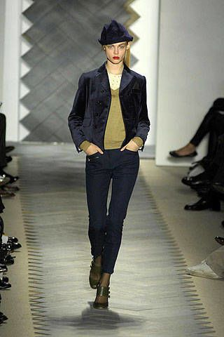 3.1 Phillip Lim Fall 2008 Ready-to-wear Collections - 003