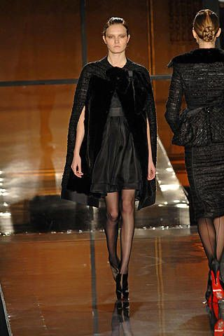 J. Mendel Fall 2008 Ready-to-wear Collections - 002