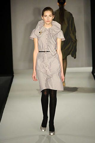 Brian Reyes Fall 2008 Ready-to-wear Collections - 003