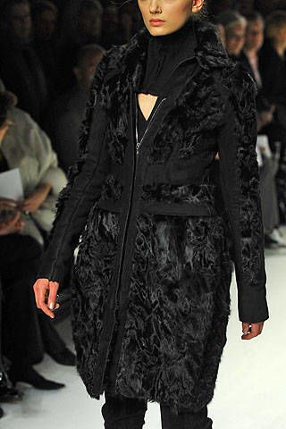 Narciso Rodriguez Fall 2008 Ready-to-wear Detail - 003