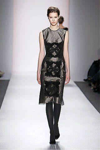 Angel Sanchez Fall 2008 Ready-to-wear Collections - 003