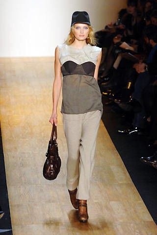 Max Azria Fall 2008 Ready-to-wear Collections - 003