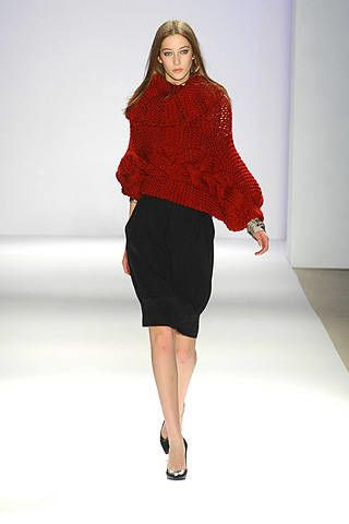 Carlos Miele Fall 2008 Ready-to-wear Collections - 002