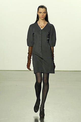 Doo Ri Fall 2008 Ready-to-wear Collections - 002