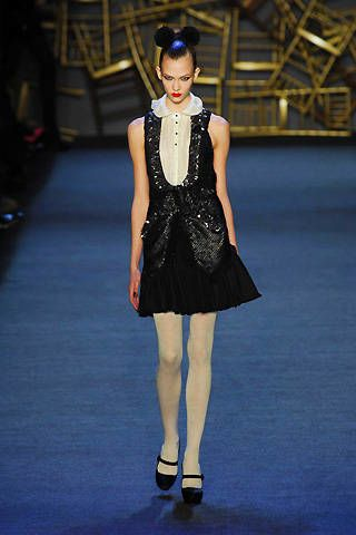 Zac Posen Fall 2008 Ready-to-wear Collections - 002