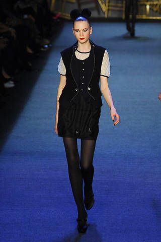 Zac Posen Fall 2008 Ready-to-wear Collections - 003