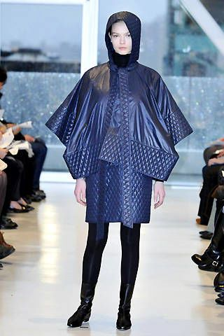 Yeohlee Fall 2008 Ready-to-wear Collections - 003