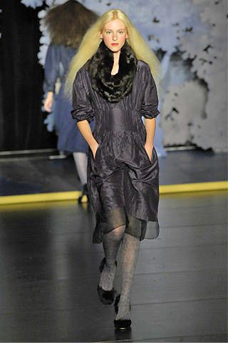 Cynthia Rowley Fall 2008 Ready-to-wear Collections - 003