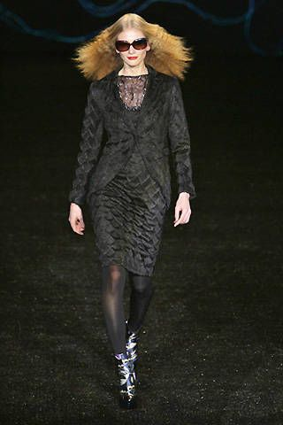 Custo Barcelona Fall 2008 Ready-to-wear Collections - 002