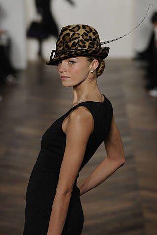 Ralph Lauren Fall 2008 Ready-to-wear Detail - 002