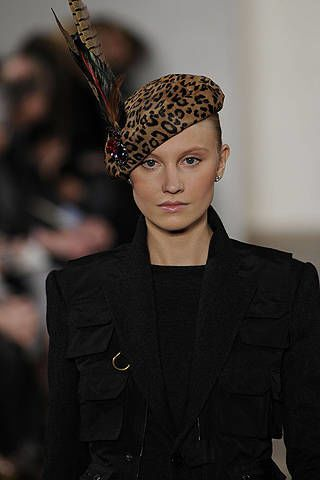 Ralph Lauren Fall 2008 Ready&#45&#x3B;to&#45&#x3B;wear Detail &#45&#x3B; 003