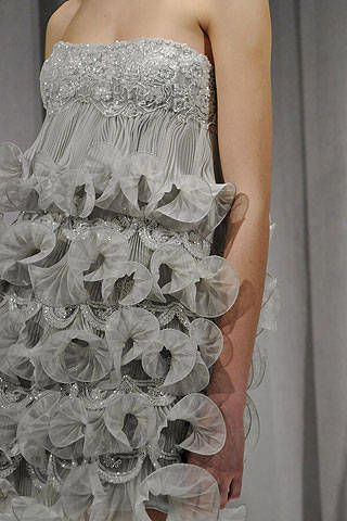 Marchesa Fall 2008 Ready-to-wear Detail - 002