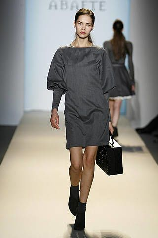 AbaetÃ{{{copy}}} Fall 2008 Ready-to-wear Collections - 002