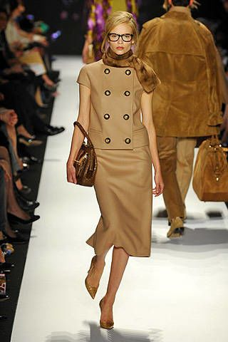 Michael Kors Fall 2008 Ready-to-wear Collections - 002