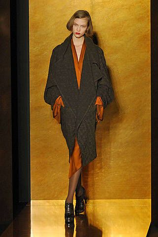 Donna Karan Fall 2008 Ready-to-wear Collections - 002