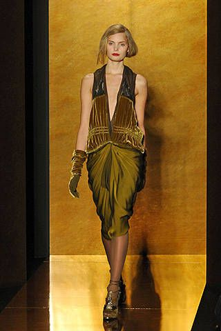Donna Karan Fall 2008 Ready-to-wear Collections - 003