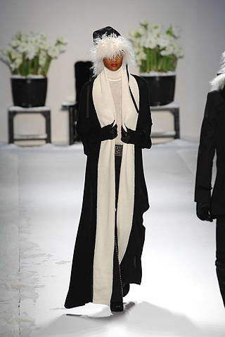 Zang Toi Fall 2008 Ready-to-wear Collections - 003