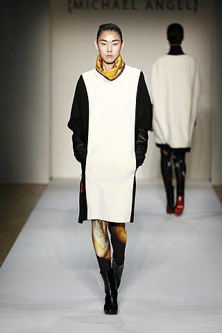 Michael Angel Fall 2008 Ready&#45&#x3B;to&#45&#x3B;wear Collections &#45&#x3B; 002