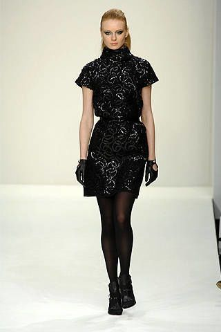 Ben de Lisi Fall 2008 Ready-to-wear Collections - 002