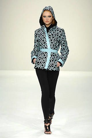 Ben de Lisi Fall 2008 Ready-to-wear Collections - 003