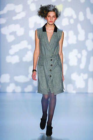 Twinkle by Wenlan Fall 2008 Ready-to-wear Collections - 002